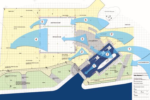 Stoltz also plans Mirror Lake boathouse