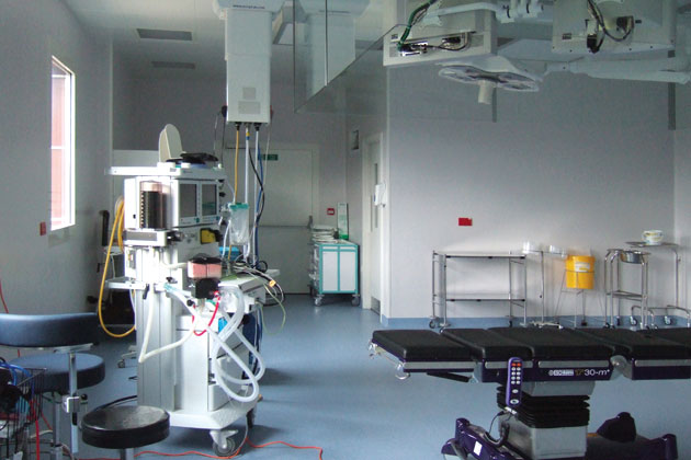 Tuke Manton Architects Projects Princess Margaret Hospital